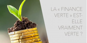 Capture finance verte