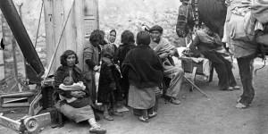 des-refugies-espagnols-sur-les-routes-durant-la-guerre-civile-d-espagne-1936-1939