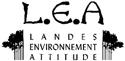 LOGO association LEA - Landes Environnement Attitude