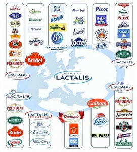 Capture lactalis